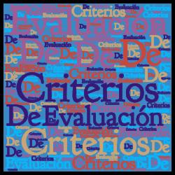 Evaluación y criterios